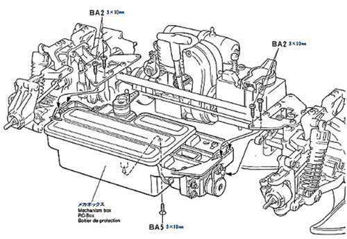 Tamiya TGX Mk1 Chassis
