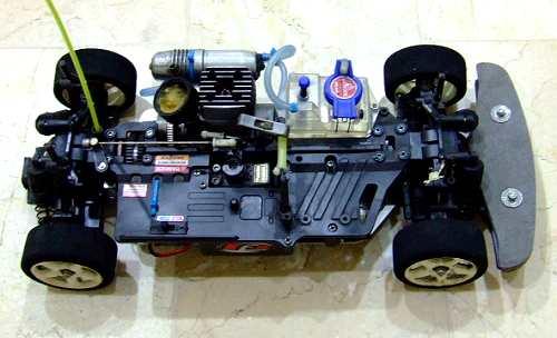 Tamiya TGX Mk1 TS Chassis