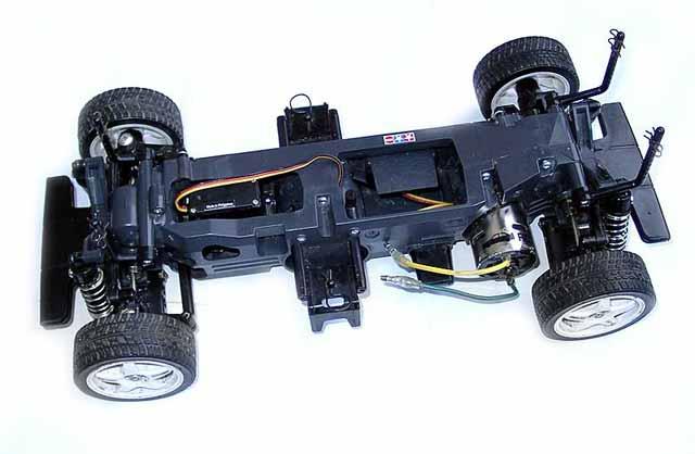 Tamiya TL01 Chassis