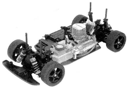 Tamiya TNS Chassis