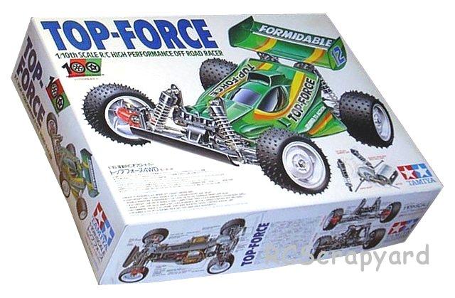 Tamiya Top Force - #58362 DF01