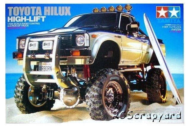 Tamiya Toyota Hilux - #58397