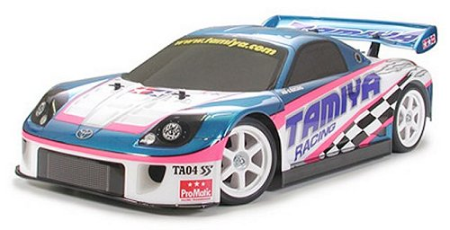 Tamiya Toyota MR-S Racing #58290 TA04-SS Body Shell