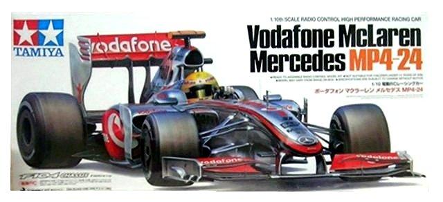 Tamiya Vodafone McLaren Mercedes MP4-24