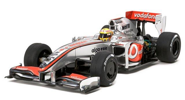 Tamiya Vodafone McLaren Mercedes MP4-24 - #58475 F104