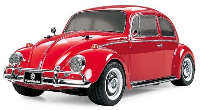 Tamiya Volkswagen-Beetle