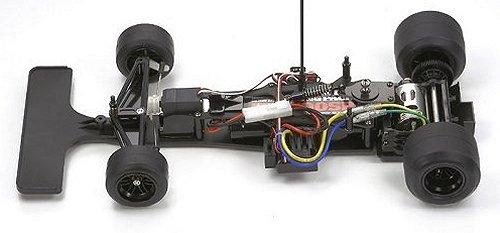 Tamiya Wolf WR1 #84124 F104W Chassis