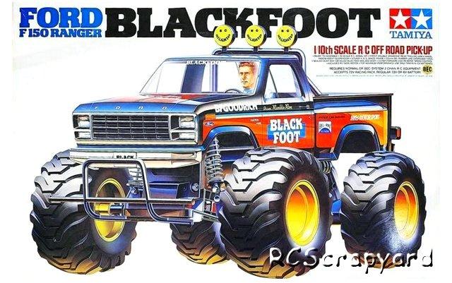 Tamiya Blackfoot - #58058