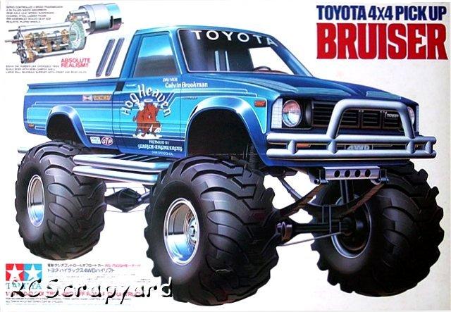 Tamiya Toyota 4x4 Pickup Bruiser - #58048
