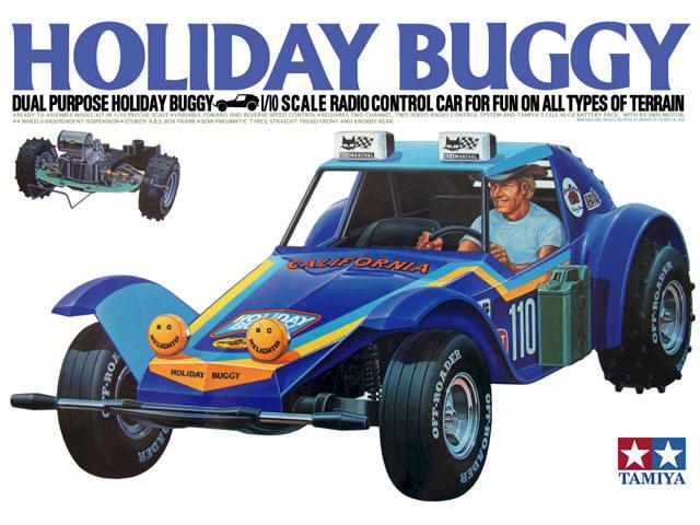 Tamiya Holiday Buggy - #58023