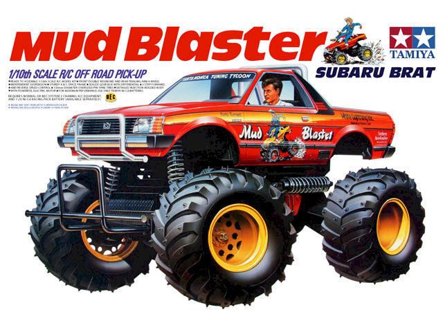 Tamiya Mud Blaster - #58077