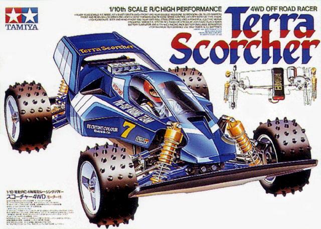 Tamiya Terra Scorcher