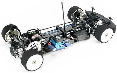 Team Magic E4-FS Chassis