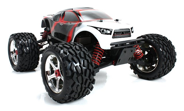 Team Magic E6 Trooper - 1:8 Electric Monster Truck