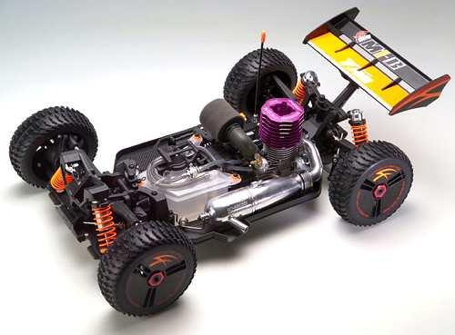 Team Magic M1B Turbo Chassis