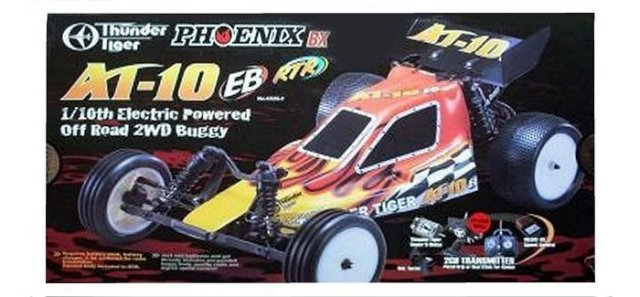 Thunder-Tiger AT-10 EB - 1:10 Electric RC Buggy