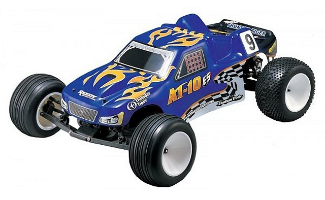 Thunder-Tiger AT-10 ES - 1:10 Electric RC Stadium Truck