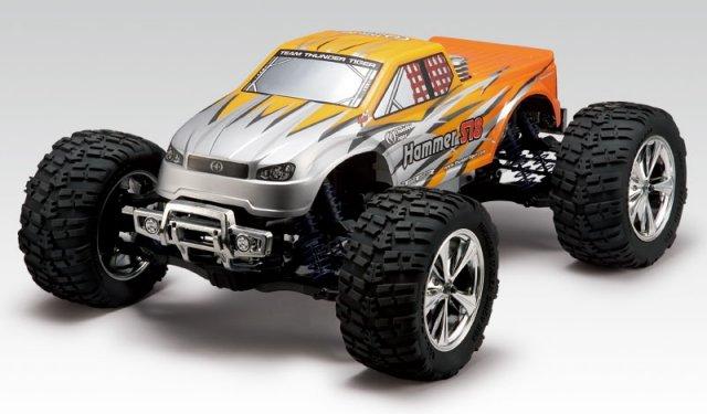 Thunder-Tiger Hammer-S18