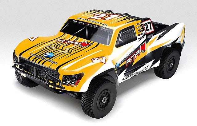 Thunder-Tiger RTA-4 S28 - 1:8 Nitro Truck