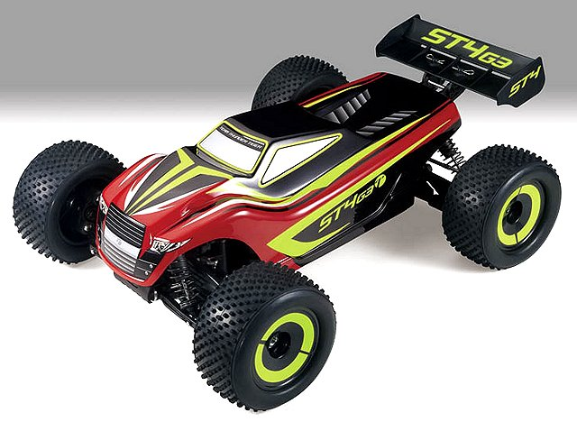 Thunder-Tiger ST4 G3 - 1:8 Electric Truggy