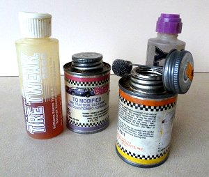 Tire Additives