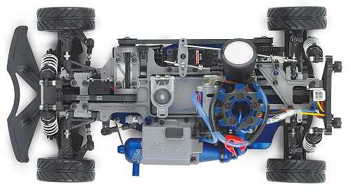 Traxxas 4-Tec 3.3 Chassis