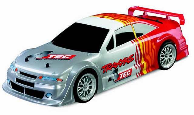 Traxxas 4-Tec - 1:10 Electric RC Touring Car