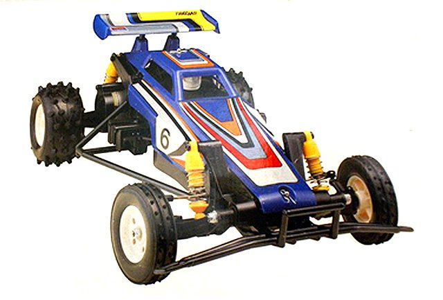 Traxxas Tom-Cat - 1:10 Electric RC Buggy