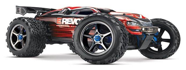 Traxxas E-Revo Brushless - 1:10 Electric Monster Truck
