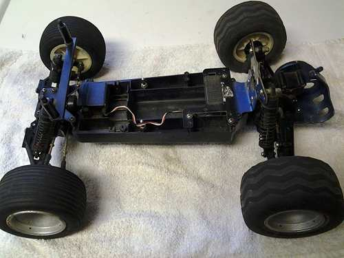 Traxxas Hawk 2 Chassis