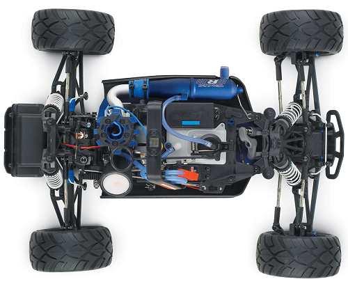 Traxxas Jato 3.3 Chassis