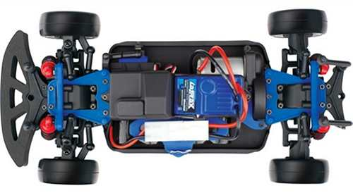 Traxxas LaTrax Rally Chassis