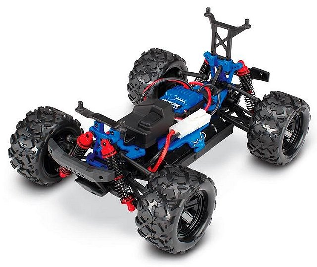 Traxxas LaTrax Teton Chassis - 1:18 Electric Monster Truck