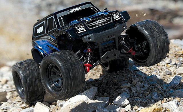Traxxas LaTrax Teton - 1:18 Electric Monster Truck
