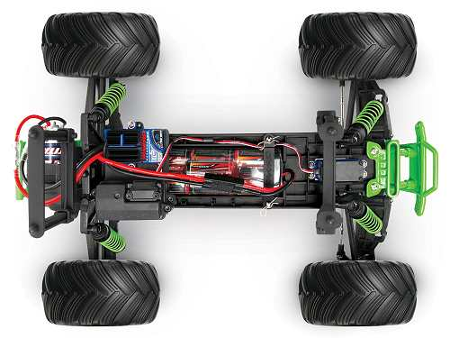 Traxxas Grave Digger Chassis