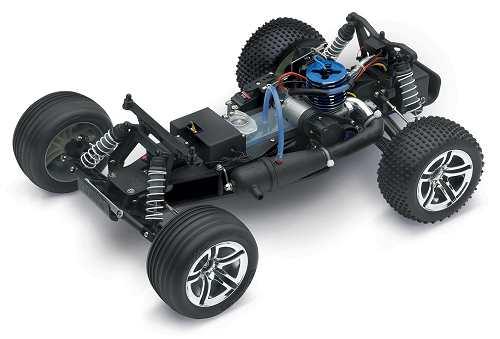 Traxxas Nitro Sport Chassis