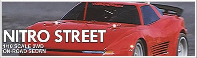 Traxxas Nitro Street