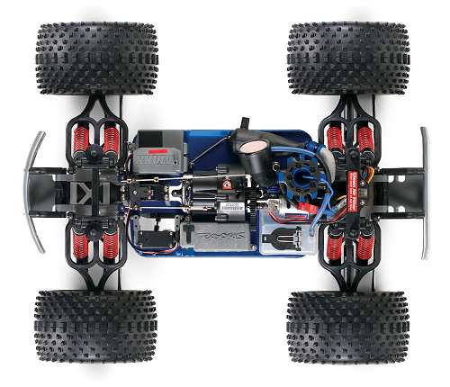 Traxxas S-Maxx 3.3 Chassis