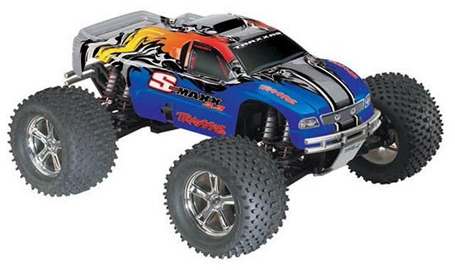 Traxxas S-Maxx 3.3 - 1:10 Nitro Monster Truck