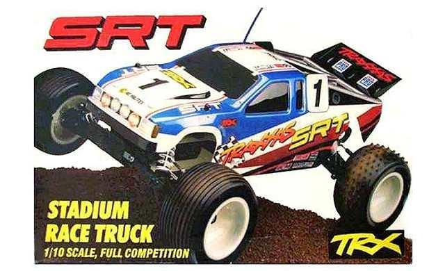 Traxxas SRT - 1:10 Electric RC Stadium Race Truck
