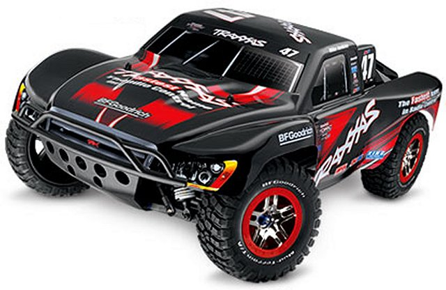 Traxxas Slash 4x4 Ultimate - 1:10 Electric RC Short Course Truck