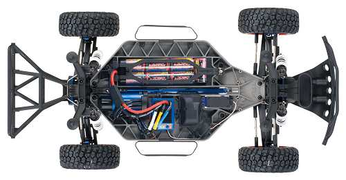 Traxxas Slash 4x4 Ultimate Chassis