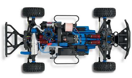 Traxxas Slayer Pro 4x4 Chassis