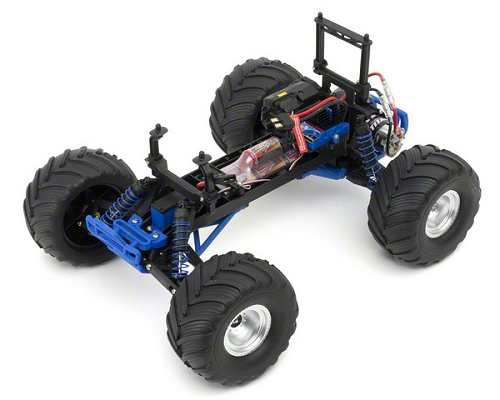 Traxxas Son-uva Digger Chassis