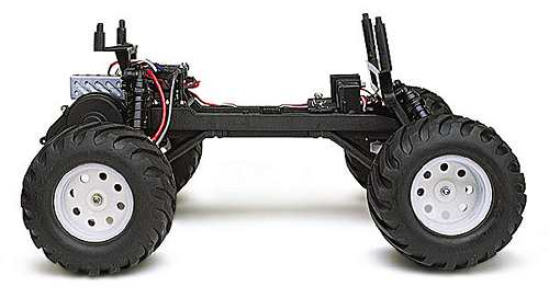 Traxxas Stampede Chassis