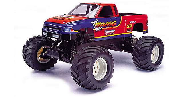 Traxxas Stampede - 1:10 Electric RC Monster Truck