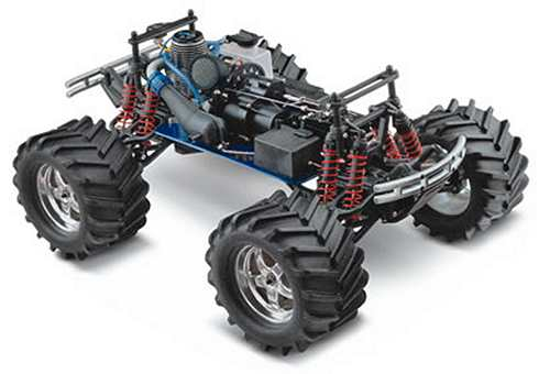 Traxxas T-Maxx 2.5 Chassis