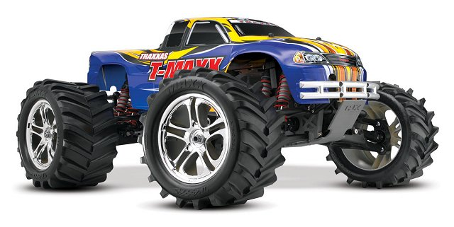 Traxxas T-Maxx Classic - 1:10 Electric RC Monster Truck