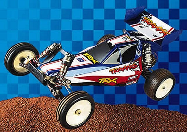 Traxxas TCP - 1:10 Electric RC Buggy