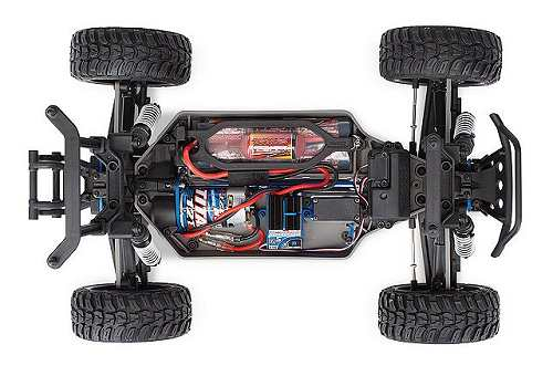 Traxxas Telluride 4x4 Chassis